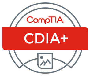 comptia cdia plus certification, comptia continuing education, cdia plus